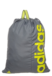 Adidas Performance Sports Bag Vista Grey Semi Solar Yellow