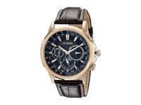 Citizen Bu2023 04E Calendrier Gold Tone Stainless Steel Watches