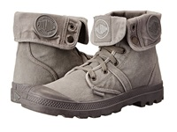 Palladium Pallabrouse Baggy Titanium High Rise Men's Lace Up Boots Gray