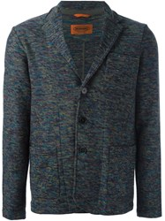 Missoni Knit Blazer Grey