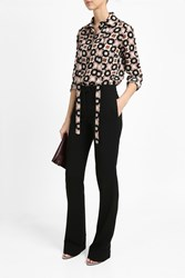 Elie Saab Women S Flare Trouser Boutique1 Black