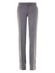 Stella Mccartney Jasmine Wide Leg Tailored Trousers