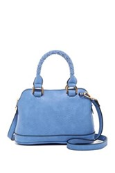 Urban Expressions Kensington Convertible Satchel Blue