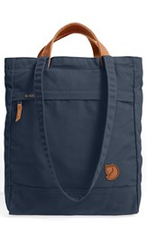 Fjall Raven Fjallraven 'Totepack No.1' Water Resistant Tote Blue Navy