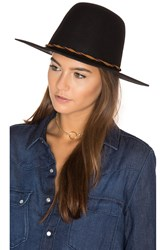 Brixton Dallas Hat Black