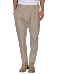 Dandg D And G Casual Pants Dove Grey