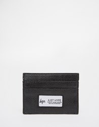 Hype Paradise Wallet Black