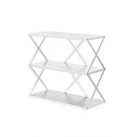 Hem Lift 3 Shelf White Bookcases Furniture Finnish Design Shop