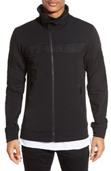 Men's Antony Morato Funnel Neck Zip Sweatshirt
