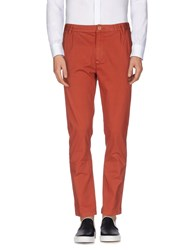 Peuterey Trousers Casual Trousers Men Rust