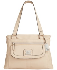 Style And Co. Yassimen Satchel Shell