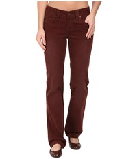 Prana Crossing Corduroy Pants Dark Umber Women's Casual Pants Brown