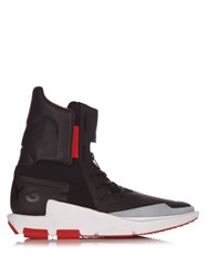 Y 3 Noci 0003 High Top Trainers Black
