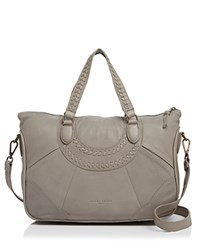 Liebeskind Vintage Leather Esther B Satchel New Flint