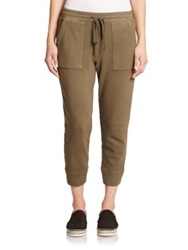 Wilt Baby Cropped Sweatpants Algae