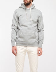 Reigning Champ Core Pull Over Hoodie Black