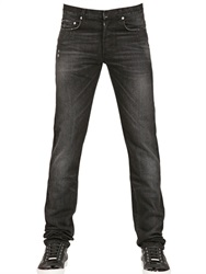 Christian Dior Dior Homme 19Cm Fly By Night Washed Denim Jeans