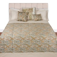 Etro Caycedo Quilted Bedspread 800