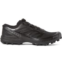 Salomon S Lab Speed Running Sneakers Black