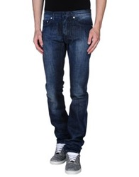Christian Dior Dior Homme Denim Pants Blue