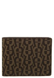Aigner Wallet Fango Brown