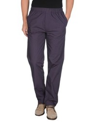 Our Legacy Casual Pants Dark Purple