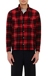Tim Coppens Men's Worker Shirt Red