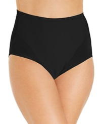 Vanity Fair Illumination Smoothing Brief 13263 Midnight Black