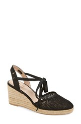 Women's Adrianna Papell 'Penny' Sandal Black Lace