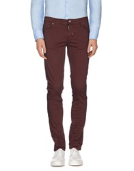 Antony Morato Trousers Casual Trousers Men Cocoa
