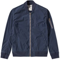 Remi Relief Ma 1 Jacket Blue