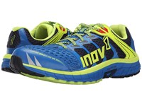 Inov 8 Road Claw 275 Blue Lime Silver Men's Running Shoes