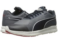 Puma Rbr Mechs Ignite Smoked Pearl Total Eclipse Men's Shoes Black