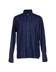 Caramelo Shirts Shirts Men Dark Blue