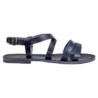 Jigsaw Aubrey Multi Strap Sandals Navy