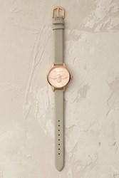 Olivia Burton Honey Bee Watch Grey
