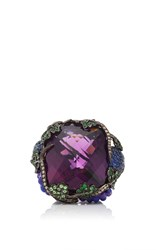 Lydia Courteille One Of A Kind Vendanges Tardives Ring Multi