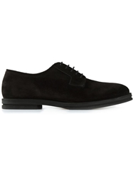 Opening Ceremony 'Alexei' Lace Up Shoes Black