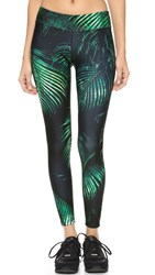 We Are Handsome The Kinabalu Active Panel Leggings