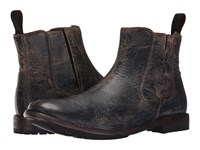 Bed Stu Taurus Black Lux Leather Men's Pull On Boots