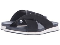 Calvin Klein Campbell Black Webbing Men's Sandals Brown