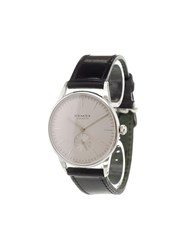 Nomos 'Orion' Analog Watch Stainless Steel