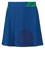 Adidas Originals Mini Skirt Dmarin Green Clpink Blue