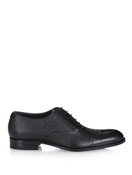 Mr. Hare Miles Grained Leather Oxford Shoes