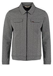 Lee Summer Jacket Dark Grey Mele Dark Gray