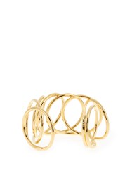 Loewe Wire Gold Plated Cuff