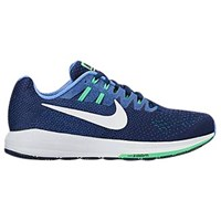 Nike Air Zoom Structure 20 Men's Running Shoes Binary Blue Hyper White
