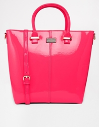 Pauls Boutique Natasha Shopper Bag In Pink