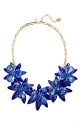 Kate Spade Women's New York 'Blooming Brilliant' Statement Necklace