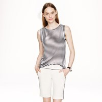 J.Crew Piped Andie Short